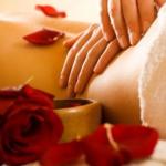 Valentines massage