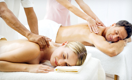 services pricing couples massages